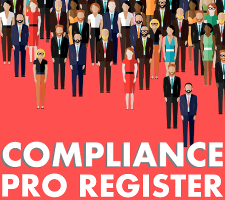 Compliance Pro Register Logo